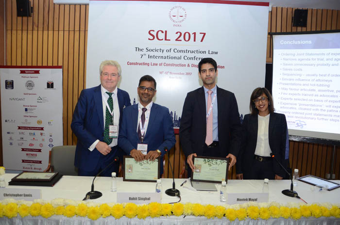 Masin Participates in 7th SCL International Conference