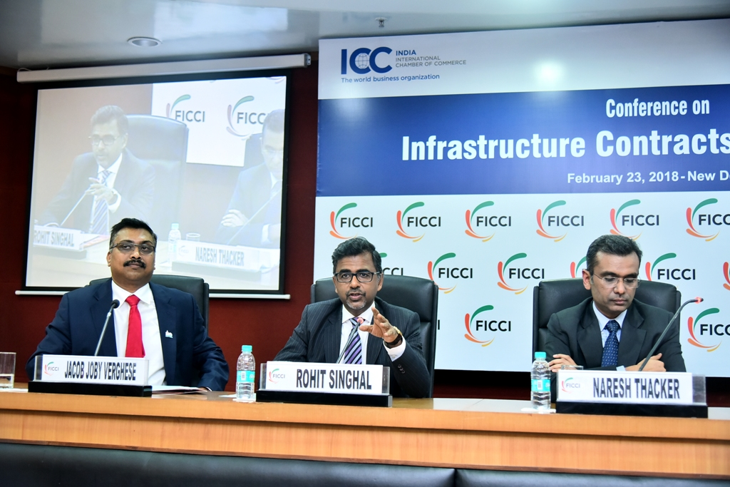 Masin Participates in Conference on Infrastructure Contracts Management