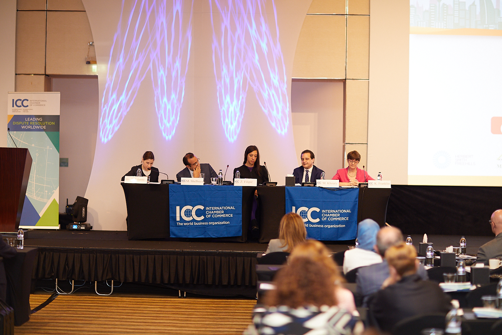 Masin Participates in 6th ICC Annual Conference on International Arbitration