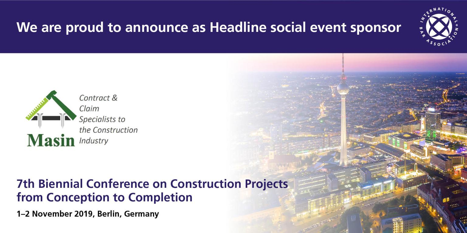 7th Biennial Conference on Construction Projects from Conception to Completion