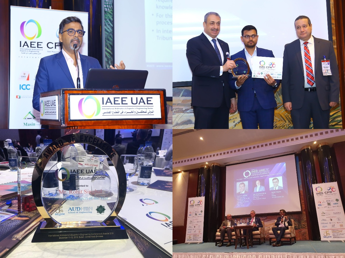 2nd Annual IAEE International Arbitrators & Experts in Engineering sector Conference