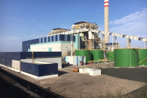 Safi Independent Coal Fired Power Plant Project, Morocco